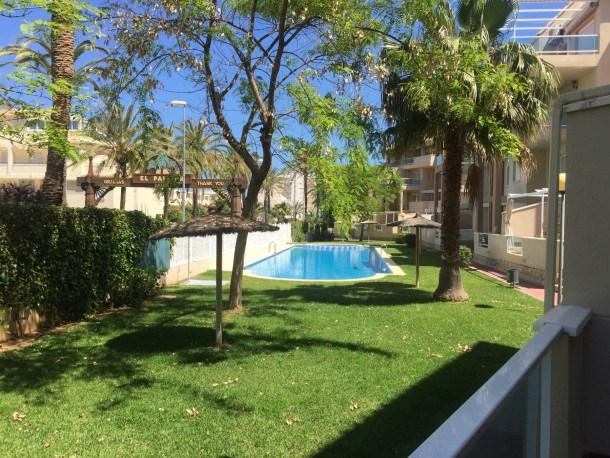 Location vacances Dénia -  Appartement - 4 personnes - Télévision - Photo N° 1