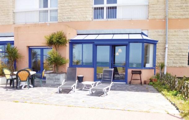 Location vacances Siouville-Hague -  Appartement - 4 personnes - Télévision - Photo N° 1