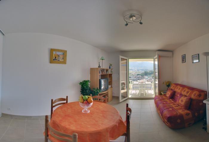 Location vacances L'Île-Rousse -  Appartement - 4 personnes - Salon de jardin - Photo N° 1