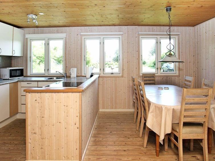 Maison pour 3 personnes à Hjørring
