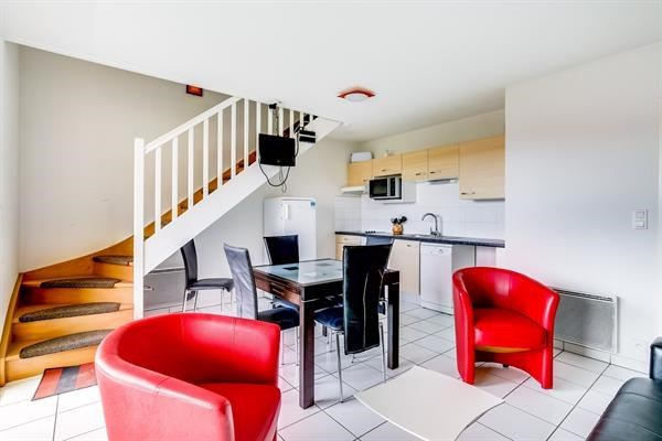 Location vacances Biscarrosse -  Appartement - 6 personnes - Lave-vaisselle - Photo N° 1