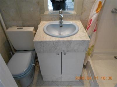 T2, meublé, 1er étage, cour arborée, cuisine équipée - Paris 18ème (75018)-9