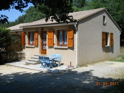 Location vacances Saint-Genest-de-Beauzon -  Gite - 4 personnes - Barbecue - Photo N° 1