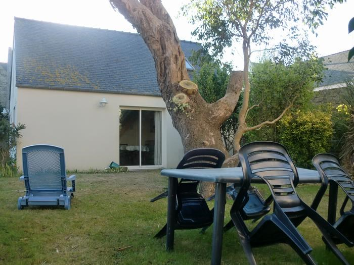 Holiday rentals Roscoff - House - 6 persons - BBQ - Photo N° 1