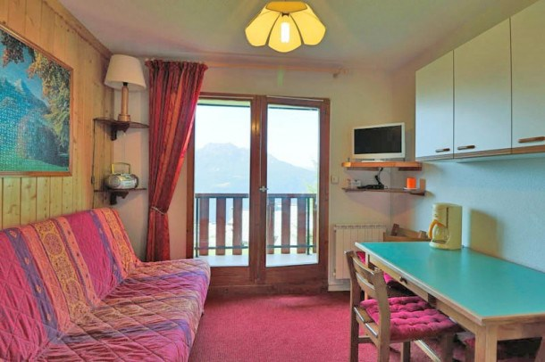 Location vacances La Rosière -  Appartement - 4 personnes - Télévision - Photo N° 1