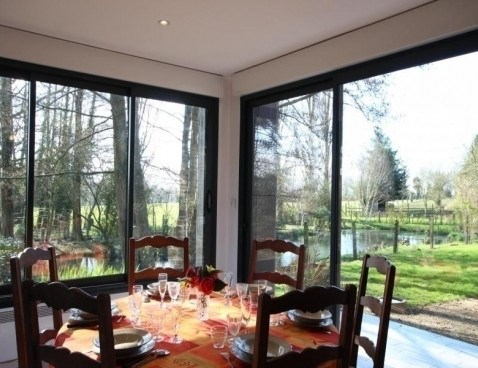Location vacances Avranches -  Maison - 6 personnes - Barbecue - Photo N° 1