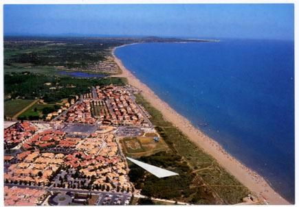 Holiday rentals Portiragnes - House - 6 persons - BBQ - Photo N° 1