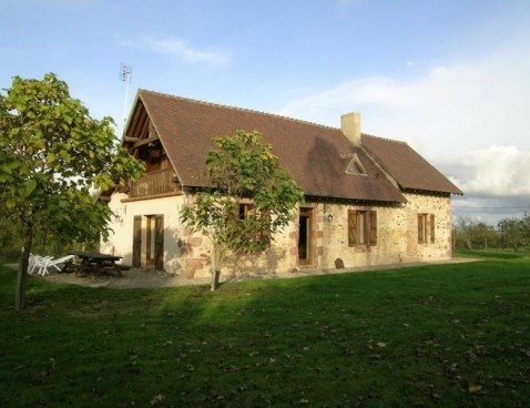 Location vacances Hautteville-Bocage -  Maison - 10 personnes - Barbecue - Photo N° 1