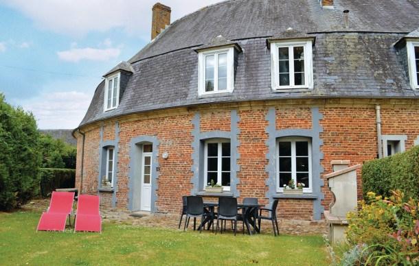 Location vacances Gouy-Saint-André -  Maison - 6 personnes - Barbecue - Photo N° 1
