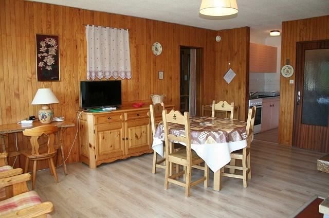 Location vacances Les Rousses -  Appartement - 6 personnes - Court de tennis - Photo N° 1