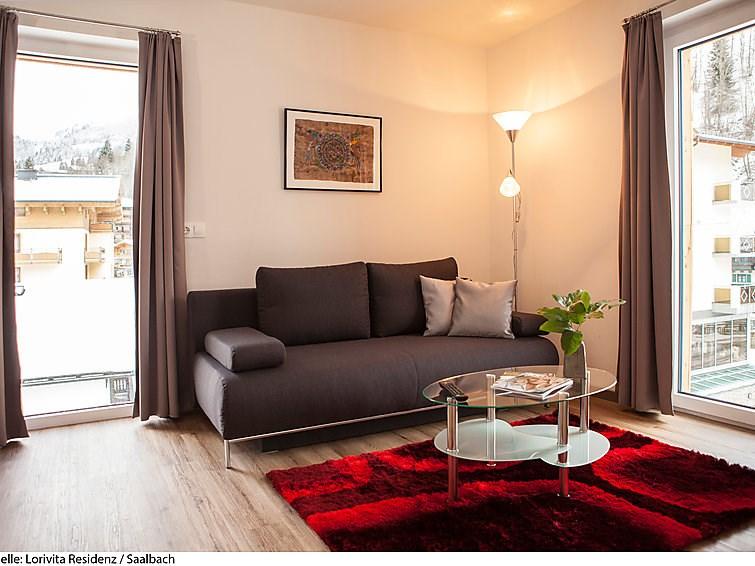 Appartement pour 3 personnes à Saalbach-Hinterglemm