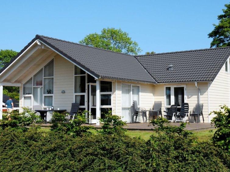Maison pour 5 personnes à Åbenrå