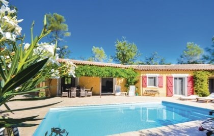 Location vacances Fayence -  Maison - 6 personnes - Barbecue - Photo N° 1