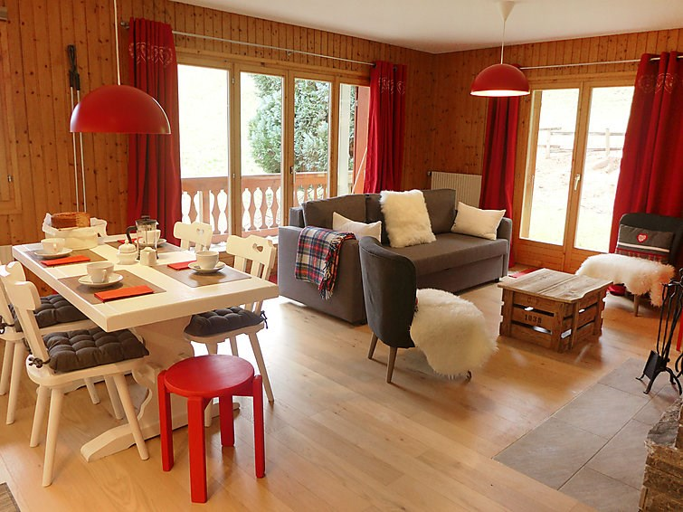 Location vacances Val-d'Illiez -  Appartement - 6 personnes -  - Photo N° 1