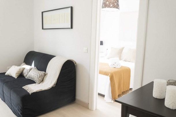 Location vacances Málaga -  Appartement - 2 personnes - Télévision - Photo N° 1