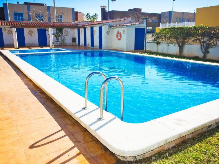 Maison pour 6 à Grao de Castellón