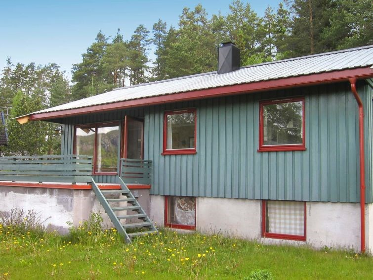 Maison pour 3 personnes à Bygland
