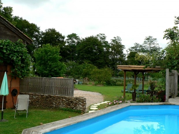Location vacances Ossages -  Gite - 8 personnes - Barbecue - Photo N° 1