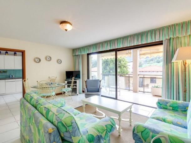 Location vacances Menton -  Appartement - 5 personnes - Télévision - Photo N° 1