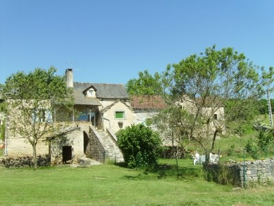 Location vacances Villeneuve -  Gite - 6 personnes - Barbecue - Photo N° 1
