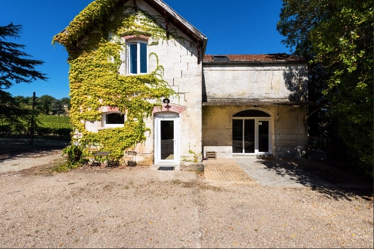 Location vacances Fronsac -  Maison - 8 personnes - Barbecue - Photo N° 1