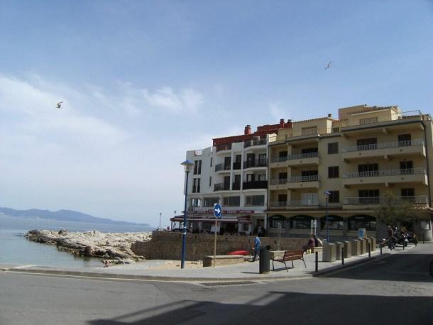 Location vacances l'Escala -  Appartement - 5 personnes - Télévision - Photo N° 1