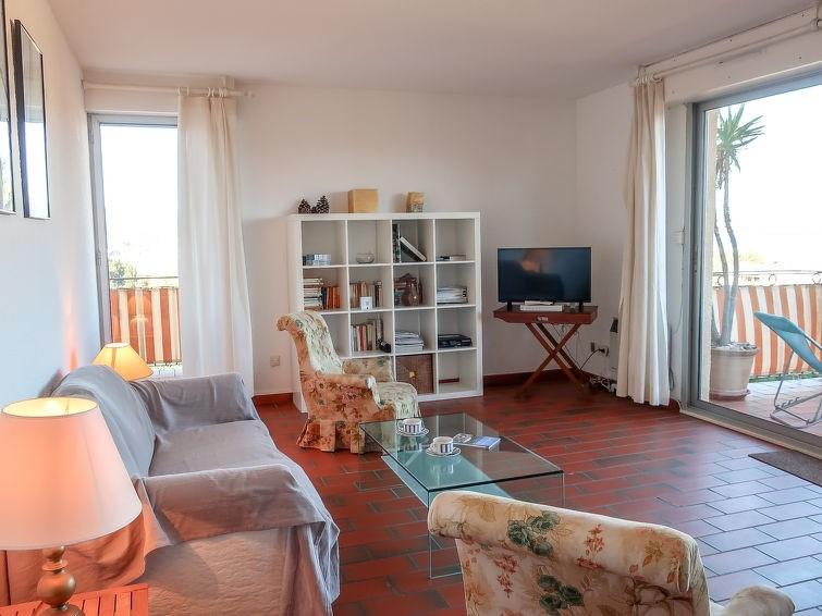 Appartement pour 4 à Saint-Tropez