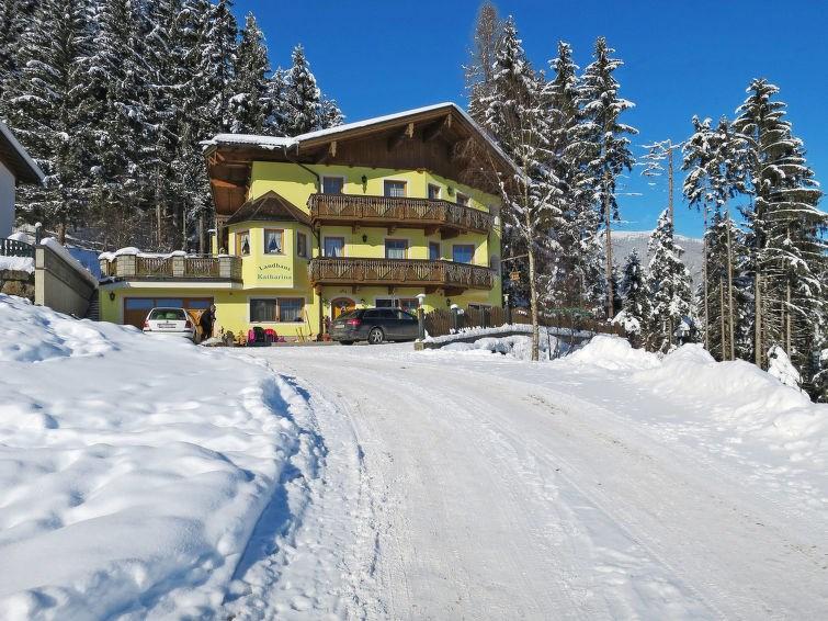 Appartement pour 6 personnes à Mayrhofen