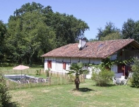 Location vacances Labrit -  Maison - 9 personnes - Barbecue - Photo N° 1