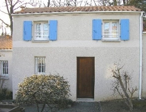 Location vacances Meschers-sur-Gironde -  Maison - 4 personnes - Barbecue - Photo N° 1