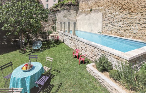 Location vacances Grignan -  Maison - 6 personnes - Barbecue - Photo N° 1