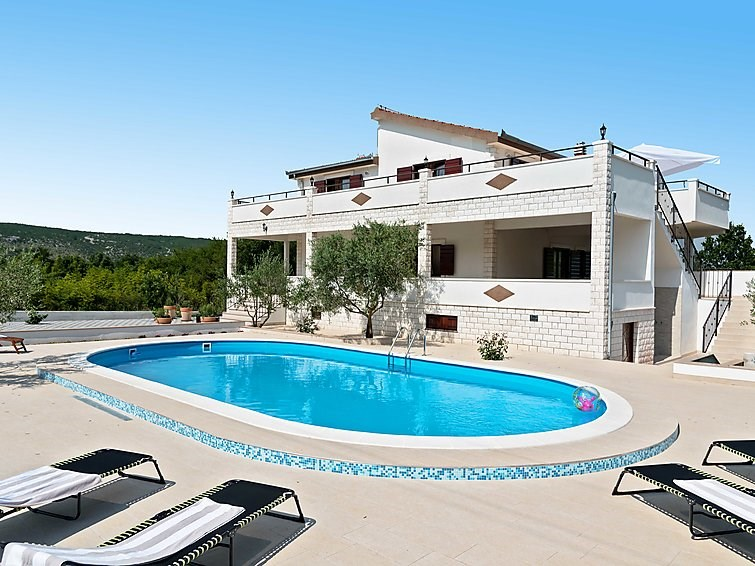 Location vacances Trogir -  Maison - 10 personnes -  - Photo N° 1