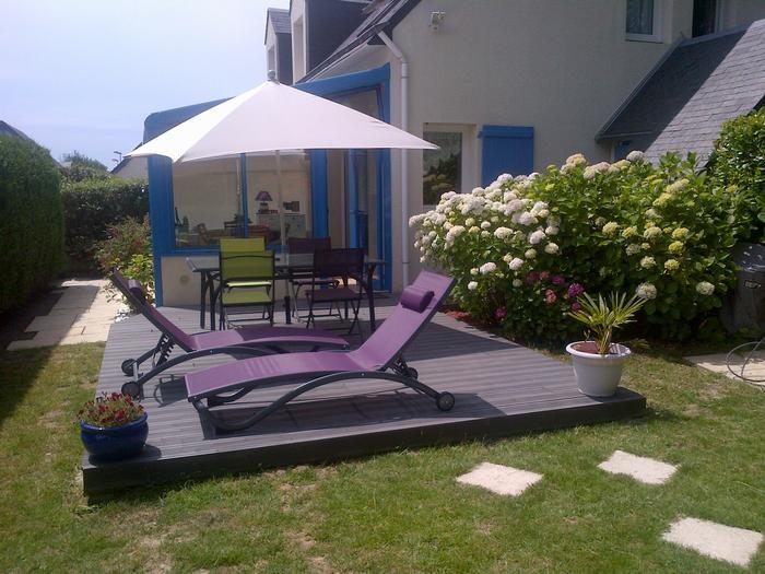 Location vacances Moëlan-sur-Mer -  Maison - 5 personnes - Barbecue - Photo N° 1
