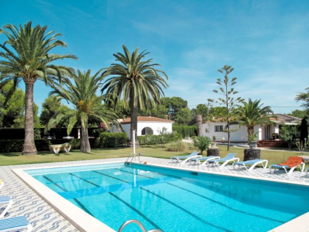 Location vacances Cambrils -  Maison - 4 personnes - Table de ping-pong - Photo N° 1