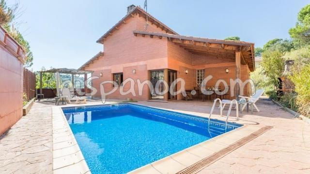House for 8 ppl. with pool, Lloret de Mar