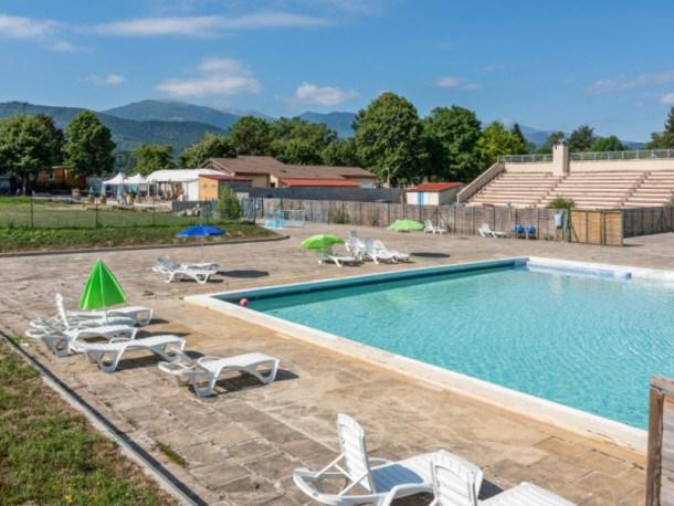 Location vacances Lavelanet -  Maison - 6 personnes - Court de tennis - Photo N° 1