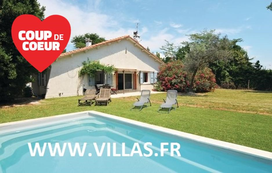 Location vacances Port-Saint-Louis-du-Rhône -  Maison - 8 personnes - Barbecue - Photo N° 1
