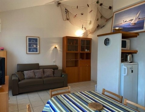 Location vacances Jard-sur-Mer -  Appartement - 6 personnes - Télévision - Photo N° 1