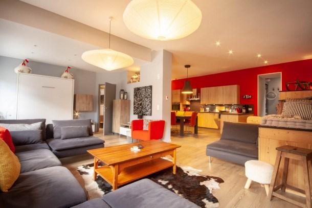 Location vacances Morzine -  Appartement - 8 personnes - Télévision - Photo N° 1