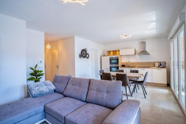 Location vacances Lathuile -  Appartement - 6 personnes - Télévision - Photo N° 1