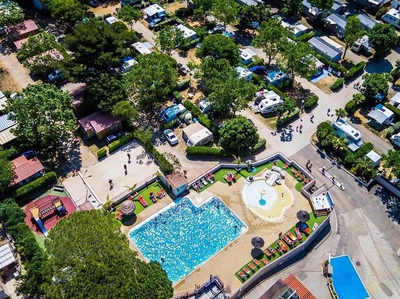 Campasun Parc de Mogador, 77 emplacements, 85 locatifs
