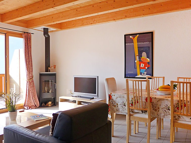 Appartement pour 4 personnes à Wengen