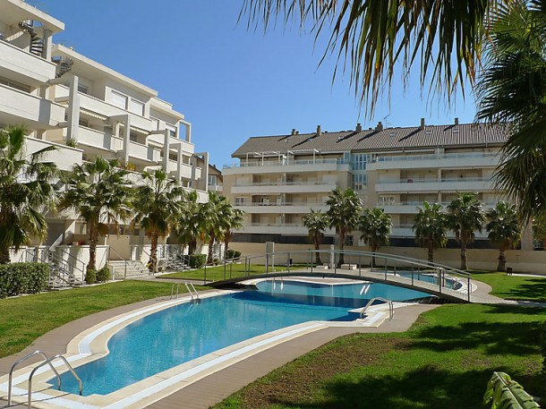 Location vacances Dénia -  Appartement - 4 personnes - Lecteur DVD - Photo N° 1