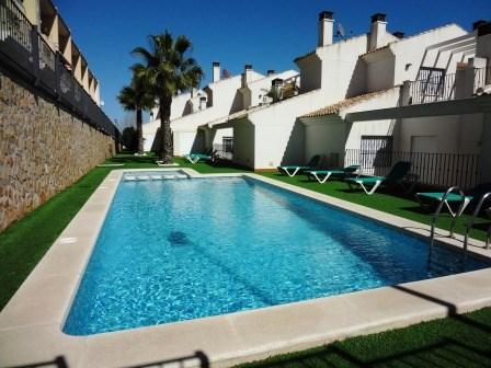 Belle maison de vacances 6 pers,piscine en commun, à louer