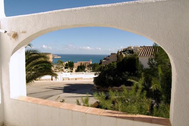 Location vacances Benitachell/el Poble Nou de Benitatxell -  Maison - 4 personnes - Jardin - Photo N° 1