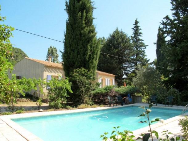 Location vacances Bagnols-sur-Cèze -  Maison - 8 personnes - Barbecue - Photo N° 1