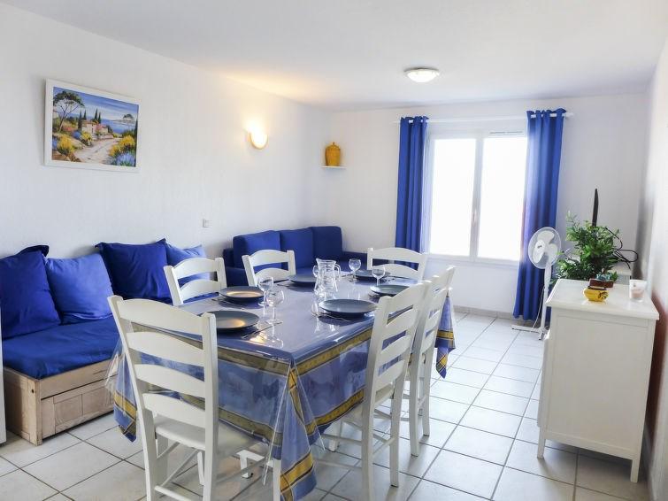 Appartement pour 6 à Saint Aygulf