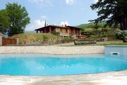Holiday rentals Pratovecchio Stia - House - 8 persons - BBQ - Photo N° 1