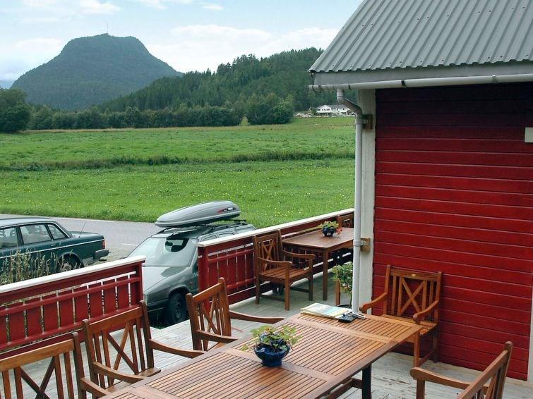 Maison pour 4 personnes à Isfjorden
