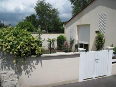Location vacances Cognac -  Gite - 2 personnes - Barbecue - Photo N° 1